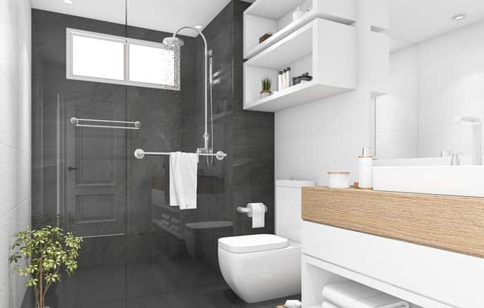 bathrooms tile & shower repairs perth