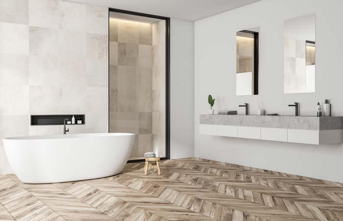 bathrooms renovations tile & shower repairs perth